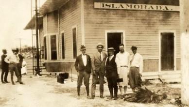 1934_Islamorada Train Depot