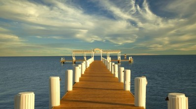 Cheeca Lodge Fishing Pier