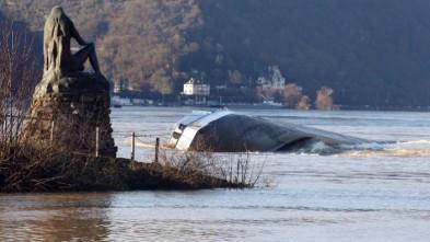 Lorelei sunken boat