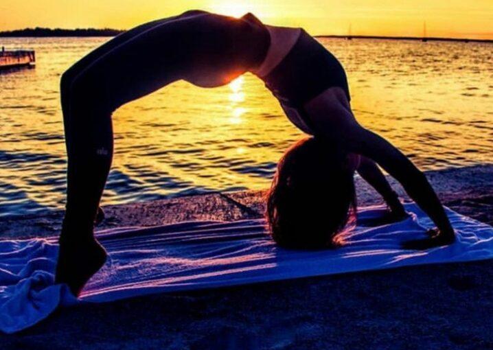 Sunrise Yoga and Beach Yoga at Cheeca Lodge